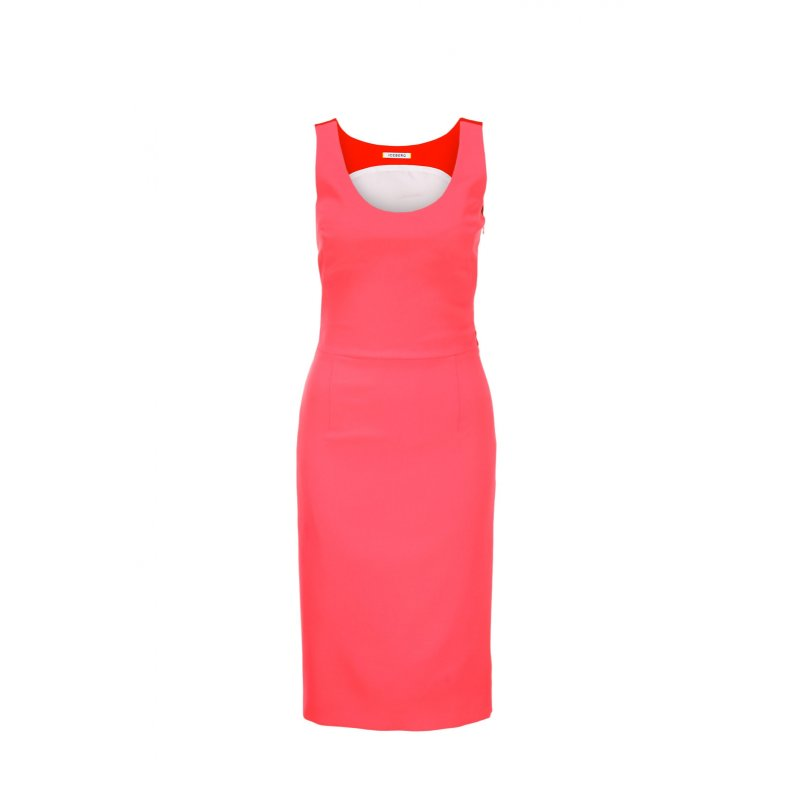 Dress Iceberg pink