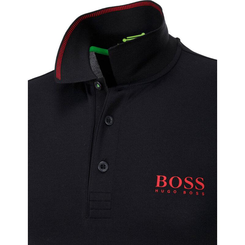 Polo Paule Pro Boss Green czarny