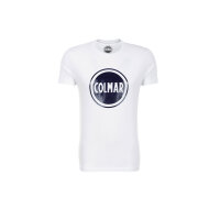 T-Shirt Control Colmar biały