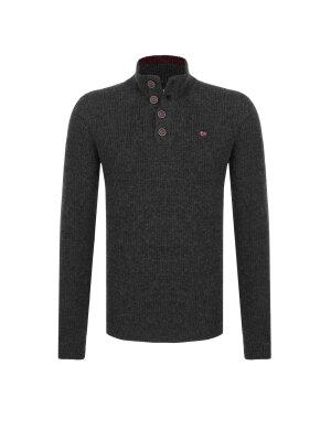 Napapijri Wełniany sweter Dighil Half