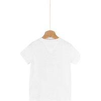 T-shirt That Way Tommy Hilfiger kremowy