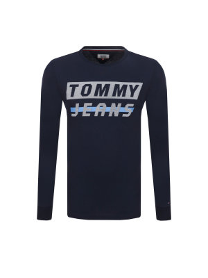 Tommy Jeans Longsleeve TJM Basic CN