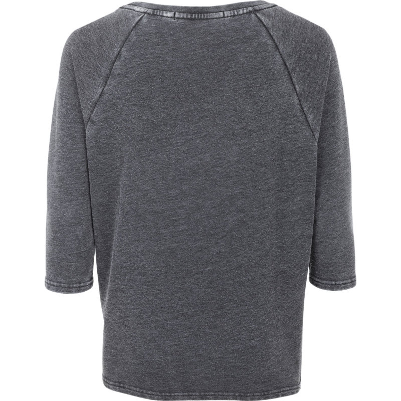 Stones Sweatshirt Guess Jeans gray