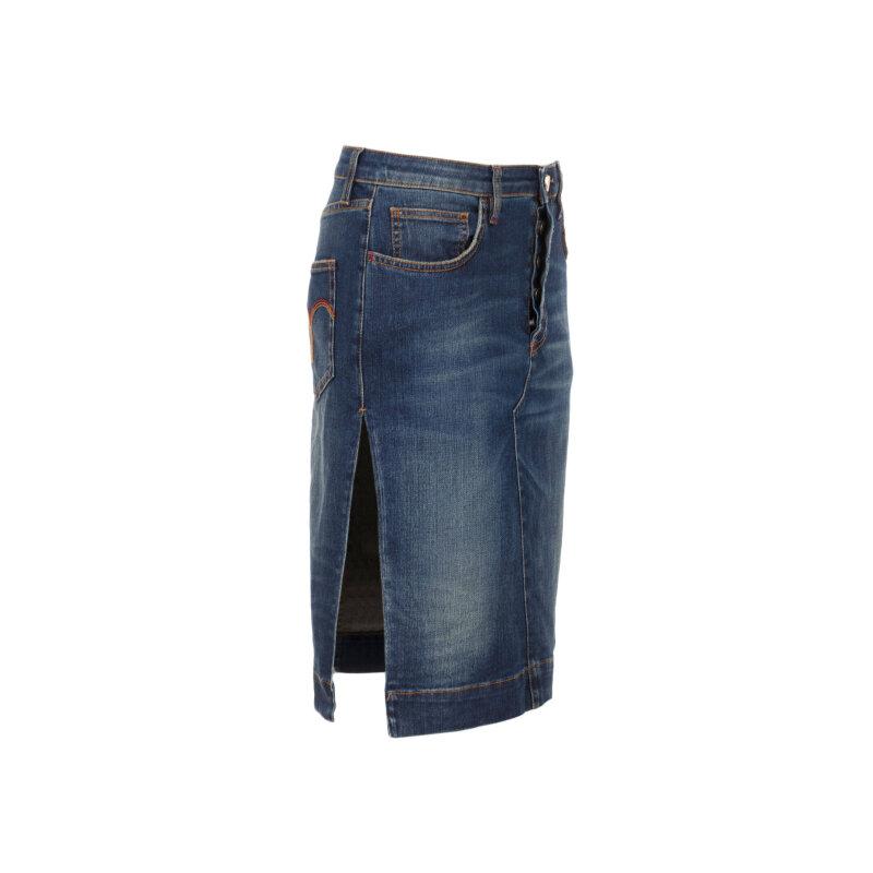Spódnica Twinset Jeans granatowy
