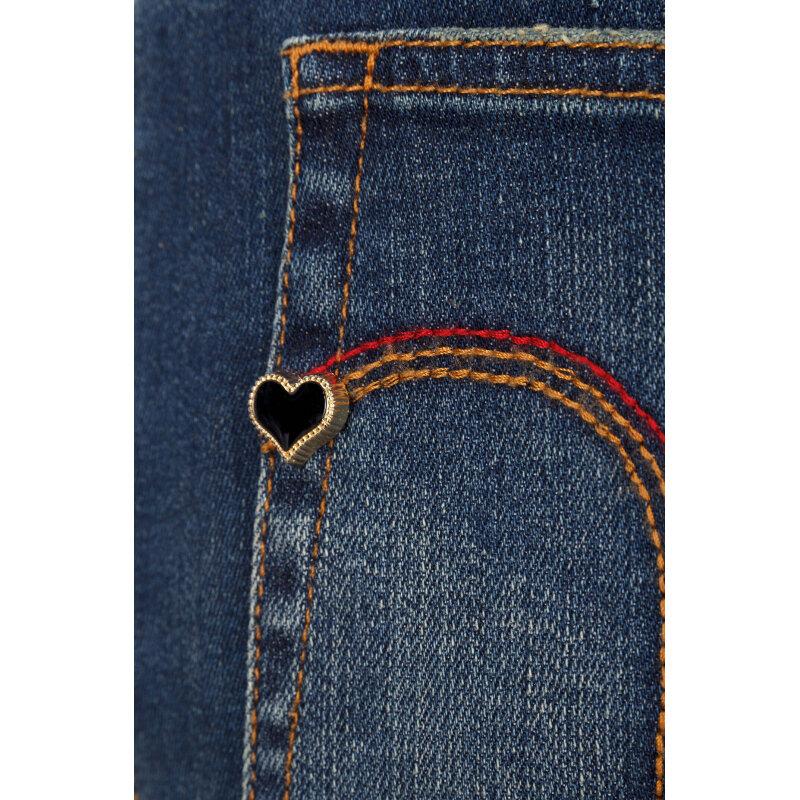 Skirt Twin-Set Jeans navy blue