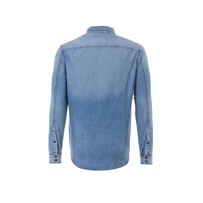 Koszula Classic Calvin Klein Jeans niebieski