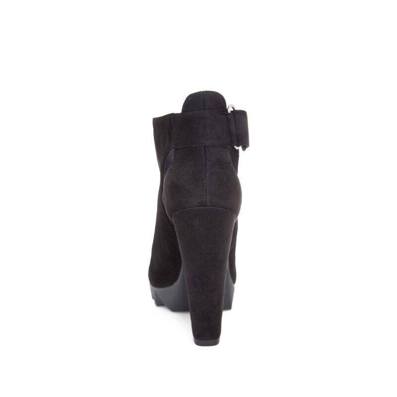 OpenHouse boots Stuart Weitzman black