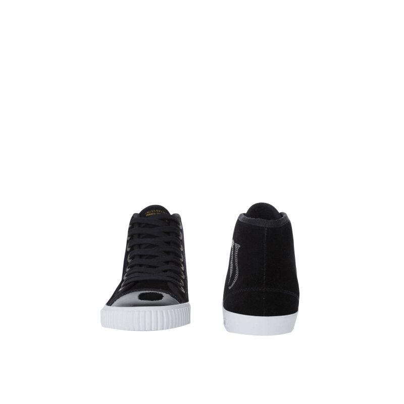 Trampki Trussardi Jeans czarny