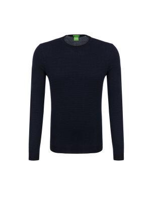 Boss Green Wełniany sweter C-Conny