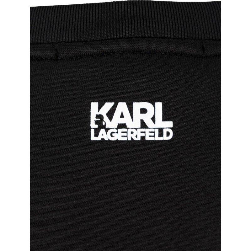 Bluza Karl Lagerfeld czarny
