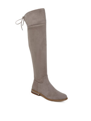 Michael Kors Thigh high boots Jamie