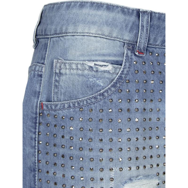 Shorts Twin-Set Jeans blue