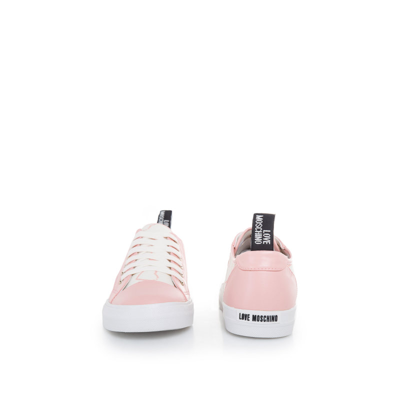 Lovely Sneakers Love Moschino pink