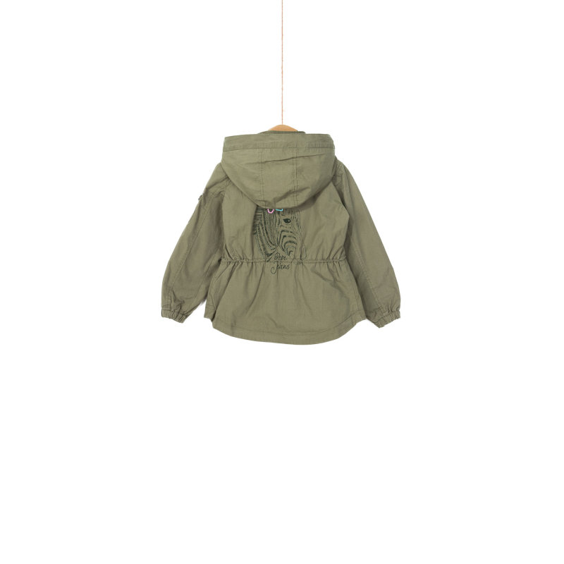 Jade jacket Pepe Jeans London khaki