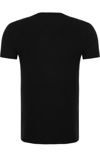 T- shirt Versace Jeans czarny