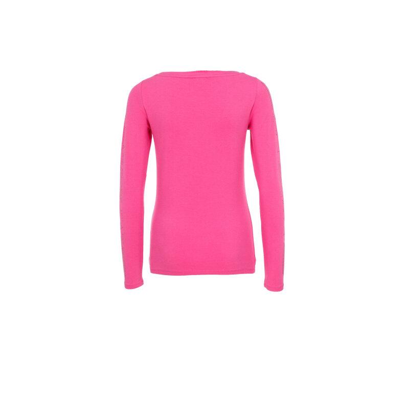 Bluza EA7 różowy