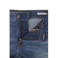 Jeansy Skinny Guess Jeans niebieski