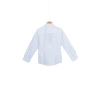 Koszula Mini Pattern Tommy Hilfiger niebieski