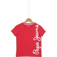 T-shirt Waldo Pepe Jeans London red