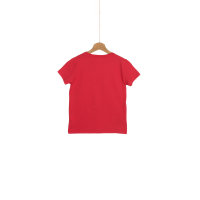 T-shirt Waldo Pepe Jeans London red