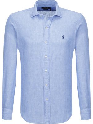 Polo Ralph Lauren Lniana Koszula | Slim Fit