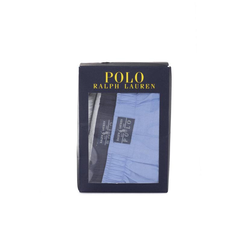 Bokserki 3 Pack Polo Ralph Lauren granatowy