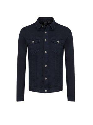 Armani Exchange Kurtka jeansowa