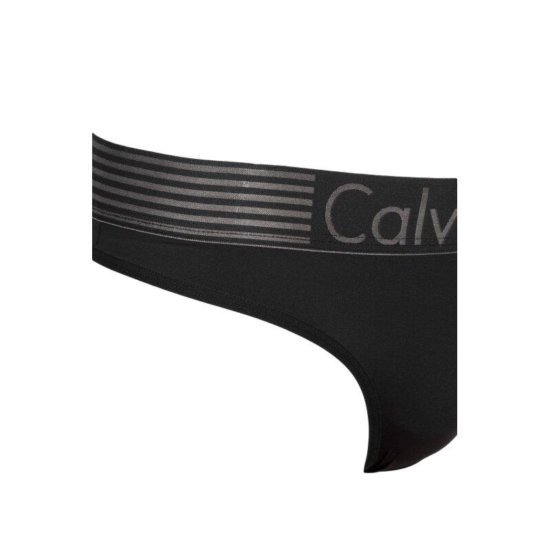 Stringi Calvin Klein Underwear czarny