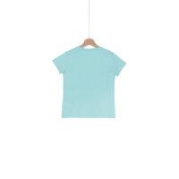 T-shirt Waldo Pepe Jeans London miętowy