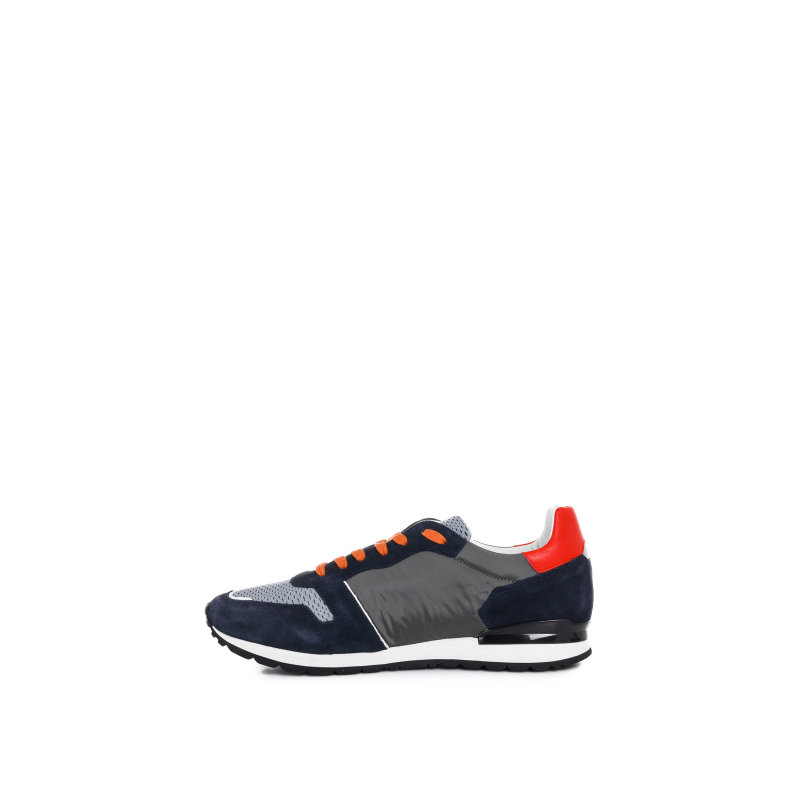 Sneakers Bikkembergs navy blue