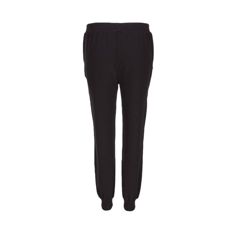 Spodnie Twinset Jeans czarny