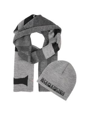 Napapijri Cap + shawl Foj Box