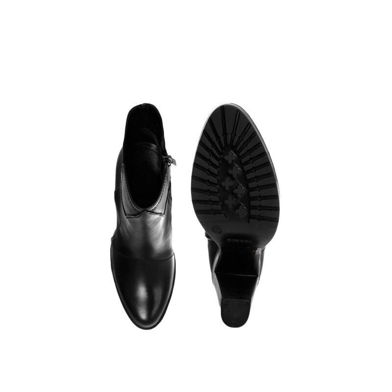 D-Aless boots Diesel black