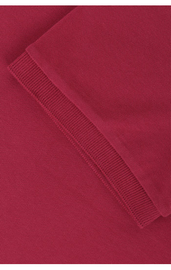 Polo Armani Collezioni raspberry pink