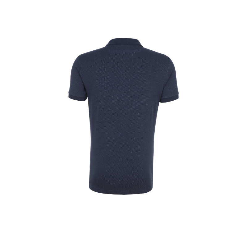 T-Kalar-Dots polo Diesel navy blue