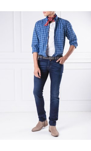 Jacob Cohen Jeans | Slim Fit | with addition of wool