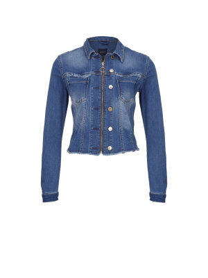 Guess Jeans CUSTOMIZED Denim Jacket