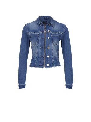 Guess Jeans kurtka jeansowa CUSTOMIZED
