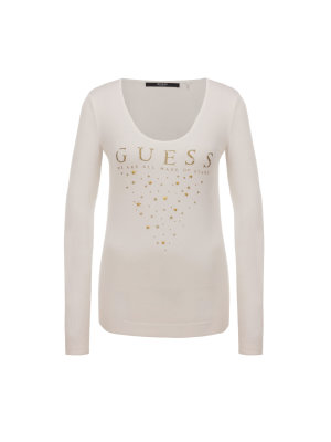 Guess Jeans Sweter Isa Logo