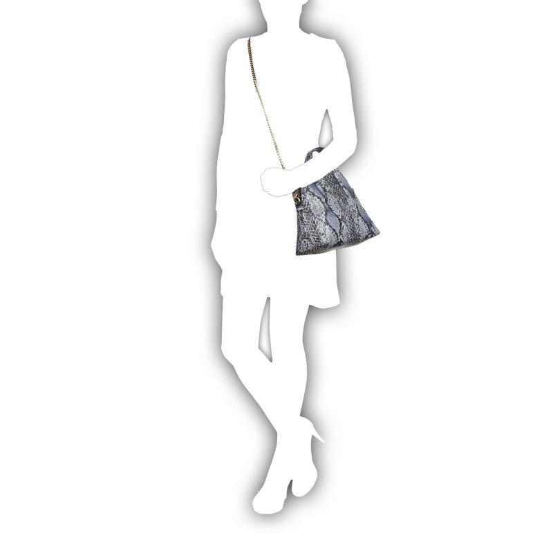 Shopperka + Listonoszka Trussardi Jeans czarny