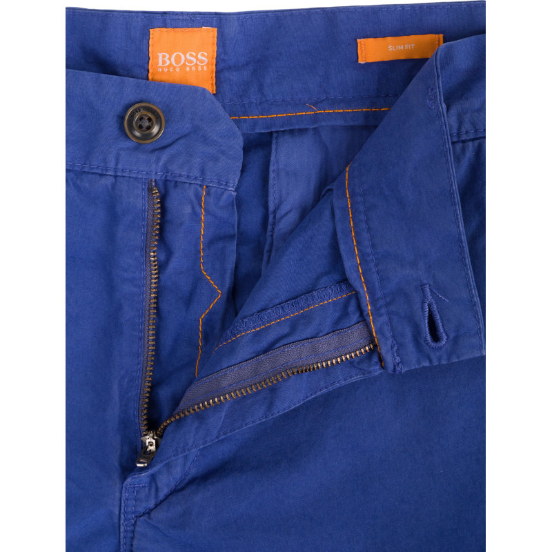 Szorty Chino Sairy Boss Orange niebieski