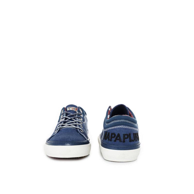 Jakob Sneakers Napapijri blue
