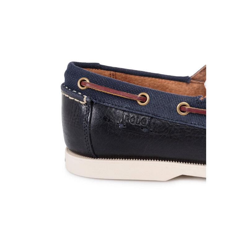 Biennie II Loafers Polo Ralph Lauren navy blue