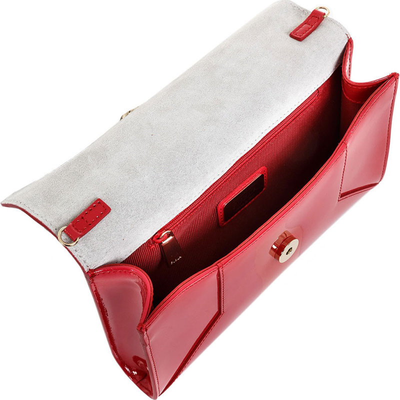 Kopertówka Cherie Furla czerwony