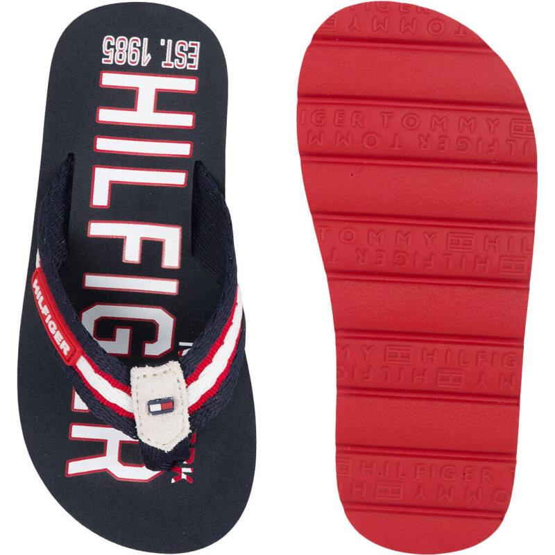Arlin 5D flip-flops Tommy Hilfiger navy blue