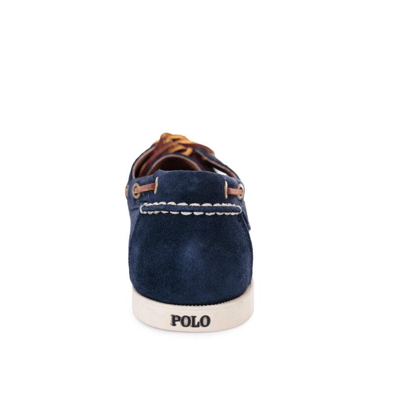 Mokasyny Biennie II Polo Ralph Lauren granatowy