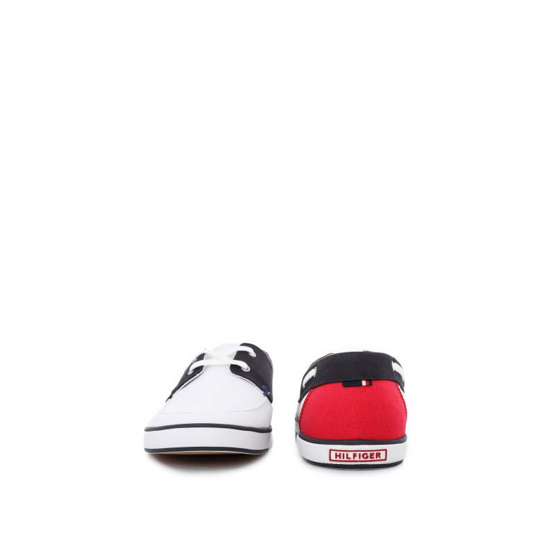 Harlow 4D loafers Tommy Hilfiger white