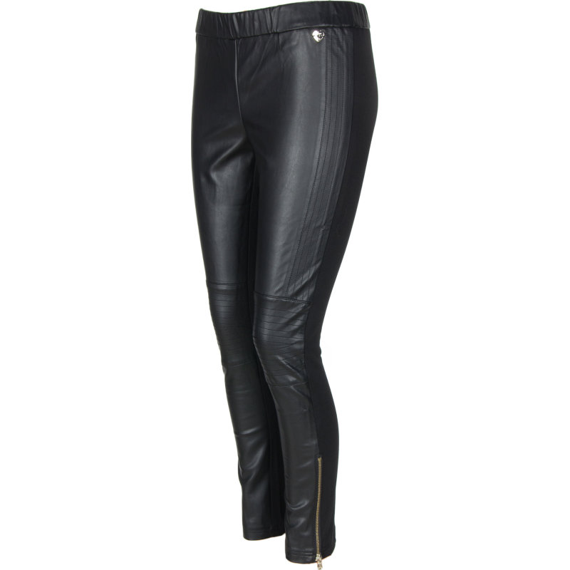 Spodnie Twinset czarny