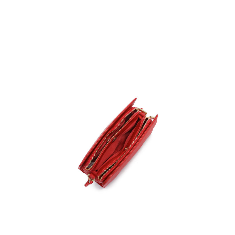 Listonoszka Anna Chain Liu Jo czerwony