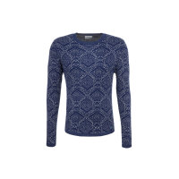 Sweter Whitechapel Pepe Jeans London granatowy